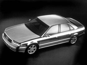 Ver foto 3 de Audi ASF Concept 1993