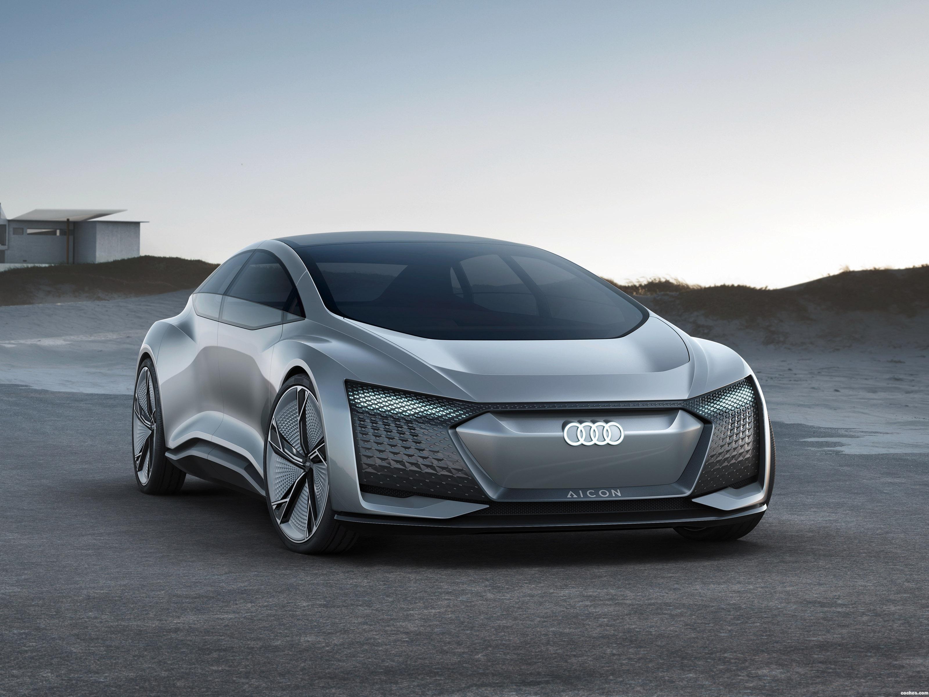 Foto 0 de Audi Aicon 2017