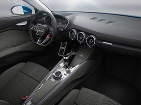 Ver foto 12 de Audi Allroad Shooting Brake e-Tron Concept 2014