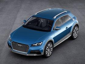 Ver foto 3 de Audi Allroad Shooting Brake e-Tron Concept 2014