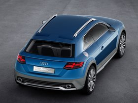 Ver foto 2 de Audi Allroad Shooting Brake e-Tron Concept 2014