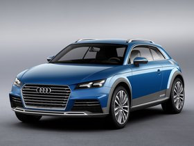 Fotos de Audi Allroad Shooting Brake e-Tron Concept 2014