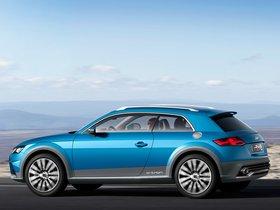Ver foto 9 de Audi Allroad Shooting Brake e-Tron Concept 2014
