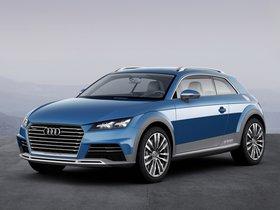 Ver foto 8 de Audi Allroad Shooting Brake e-Tron Concept 2014