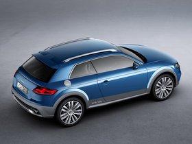 Ver foto 4 de Audi Allroad Shooting Brake e-Tron Concept 2014