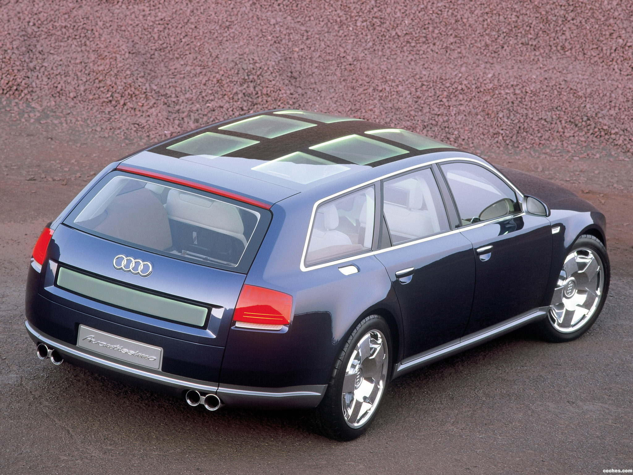 Foto 17 de Audi Avantissimo Concept 2001