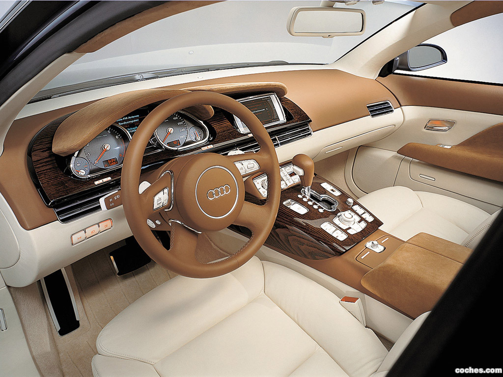 Foto 6 de Audi Avantissimo Concept 2001