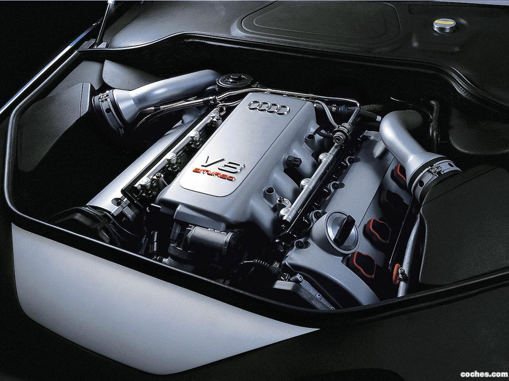 Foto 5 de Audi Avantissimo Concept 2001