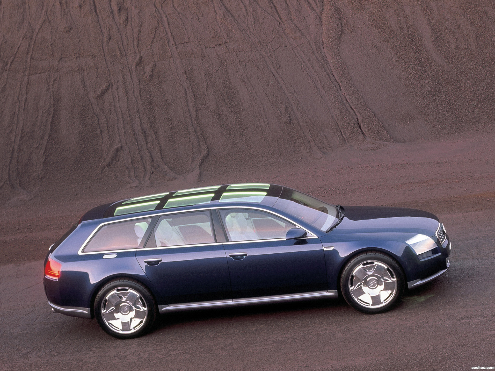 Foto 9 de Audi Avantissimo Concept 2001