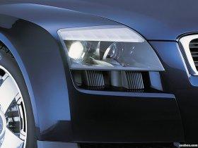 Ver foto 12 de Audi Avantissimo Concept 2001