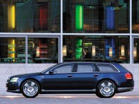 Ver foto 8 de Audi Avantissimo Concept 2001