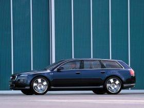 Ver foto 2 de Audi Avantissimo Concept 2001