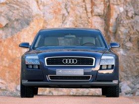 Ver foto 14 de Audi Avantissimo Concept 2001