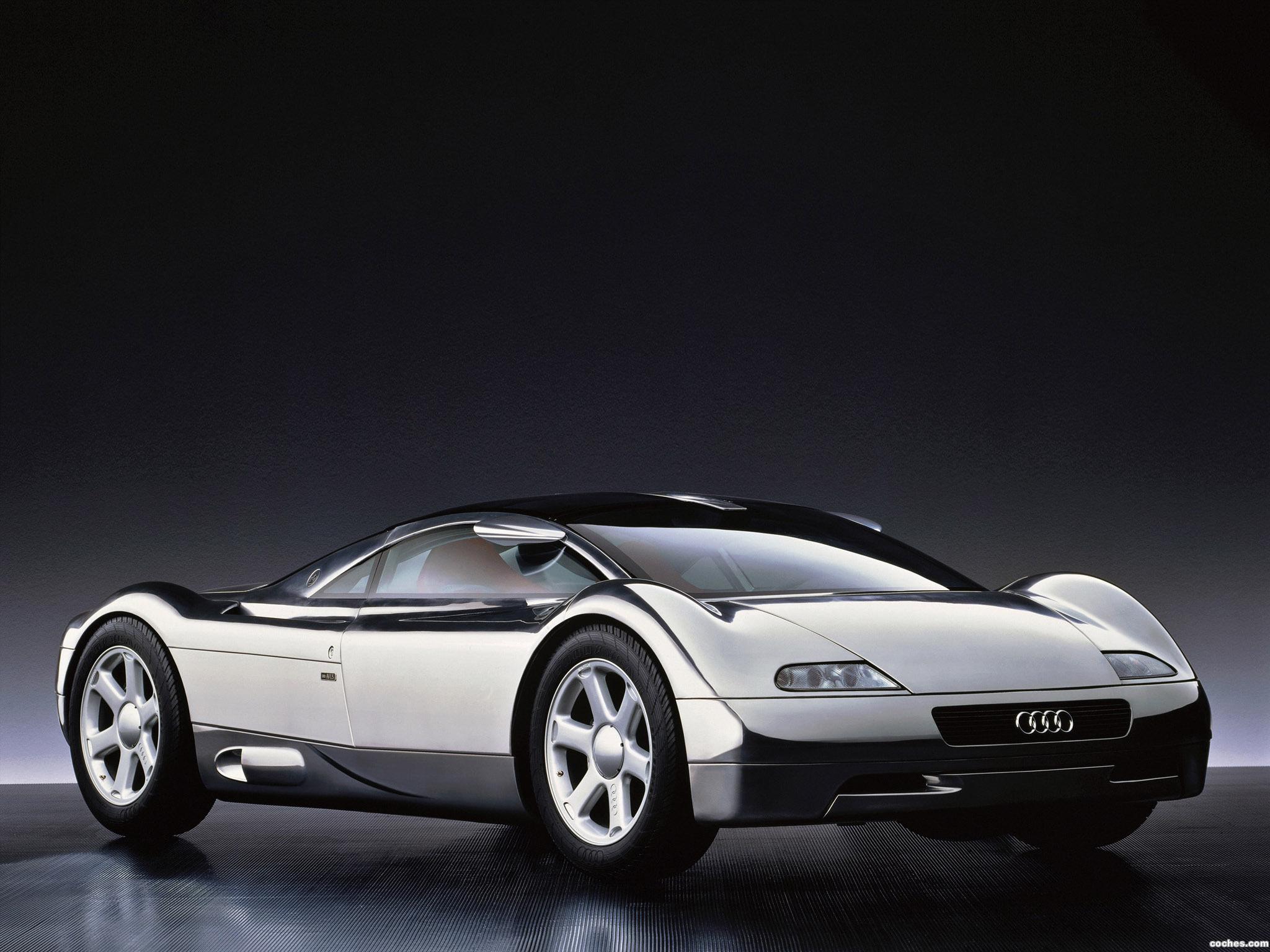 Foto 0 de Audi Avus Quattro Concept 1991