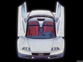 Ver foto 4 de Audi Avus Quattro Concept 1991