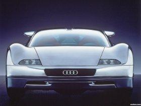 Ver foto 3 de Audi Avus Quattro Concept 1991