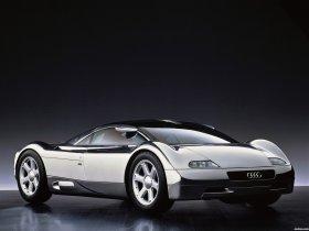 Ver foto 1 de Audi Avus Quattro Concept 1991