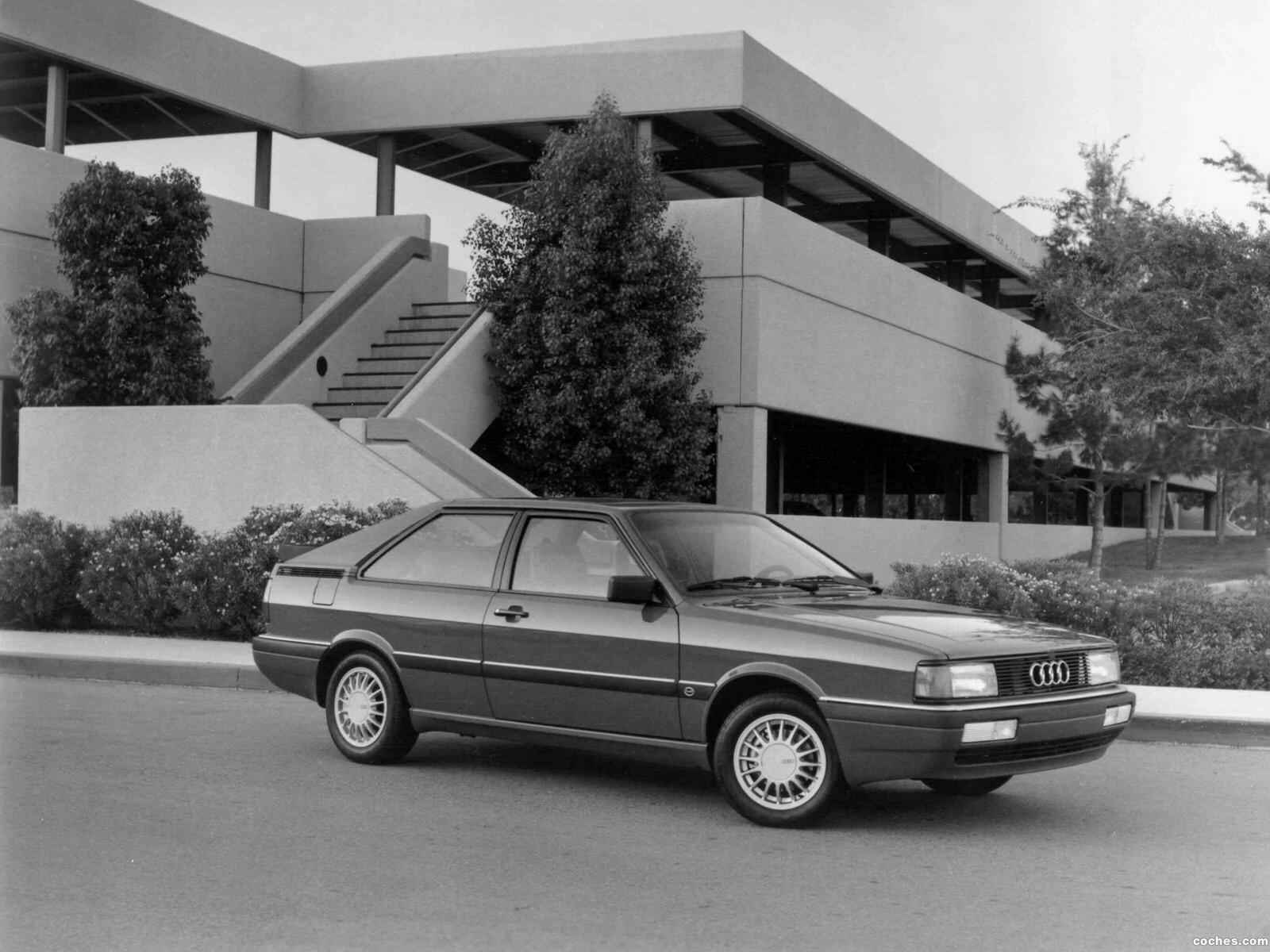 Foto 0 de Audi Coupe GT 1984