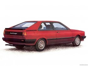 Ver foto 5 de Audi Coupe GT 1984