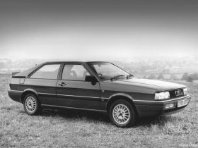 Ver foto 3 de Audi Coupe GT 1984