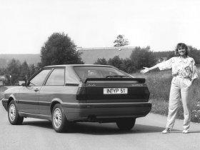 Ver foto 5 de Audi Coupe Quattro 1984