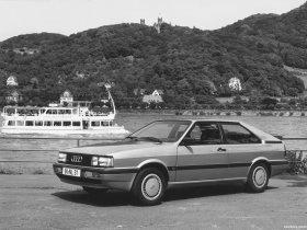 Ver foto 3 de Audi Coupe Quattro 1984
