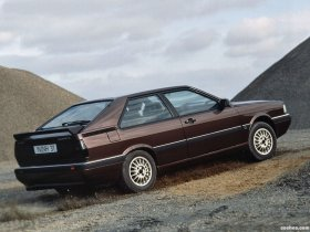 Ver foto 2 de Audi Coupe Quattro 1984