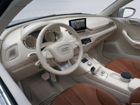 Ver foto 11 de Audi Cross Coupe Quattro Concept 2007
