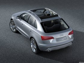 Ver foto 2 de Audi Cross Coupe Quattro Concept 2007