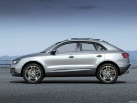 Ver foto 7 de Audi Cross Coupe Quattro Concept 2007