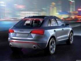 Ver foto 4 de Audi Cross Coupe Quattro Concept 2007