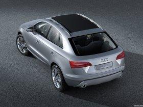 Ver foto 3 de Audi Cross Coupe Quattro Concept 2007