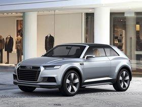 Ver foto 21 de Audi Crosslane Coupe Concept 2012