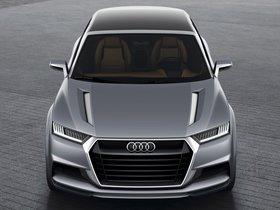 Ver foto 20 de Audi Crosslane Coupe Concept 2012