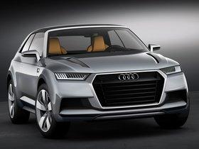 Ver foto 19 de Audi Crosslane Coupe Concept 2012
