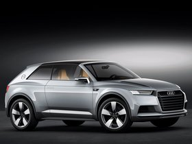 Ver foto 18 de Audi Crosslane Coupe Concept 2012