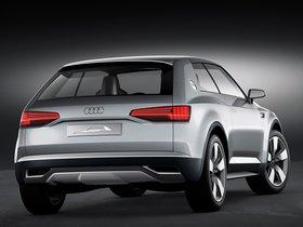 Ver foto 16 de Audi Crosslane Coupe Concept 2012