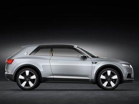 Ver foto 15 de Audi Crosslane Coupe Concept 2012