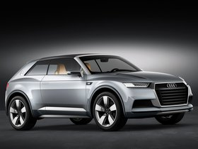 Ver foto 14 de Audi Crosslane Coupe Concept 2012