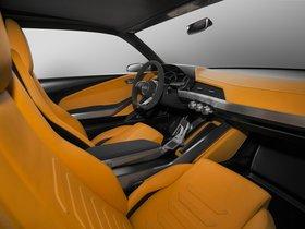 Ver foto 12 de Audi Crosslane Coupe Concept 2012