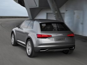 Ver foto 7 de Audi Crosslane Coupe Concept 2012