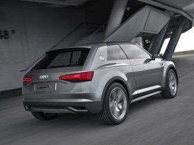 Ver foto 6 de Audi Crosslane Coupe Concept 2012
