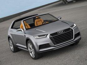 Ver foto 4 de Audi Crosslane Coupe Concept 2012