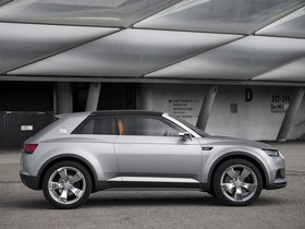 Ver foto 3 de Audi Crosslane Coupe Concept 2012