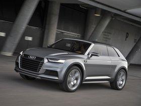 Ver foto 2 de Audi Crosslane Coupe Concept 2012