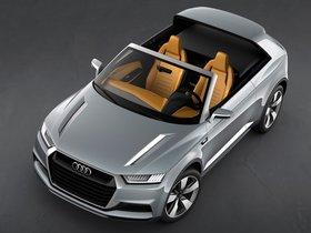 Ver foto 26 de Audi Crosslane Coupe Concept 2012