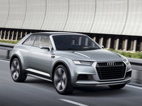 Ver foto 25 de Audi Crosslane Coupe Concept 2012