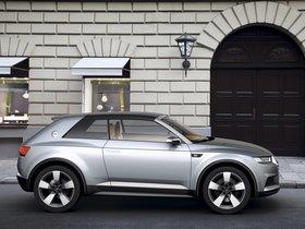 Ver foto 23 de Audi Crosslane Coupe Concept 2012