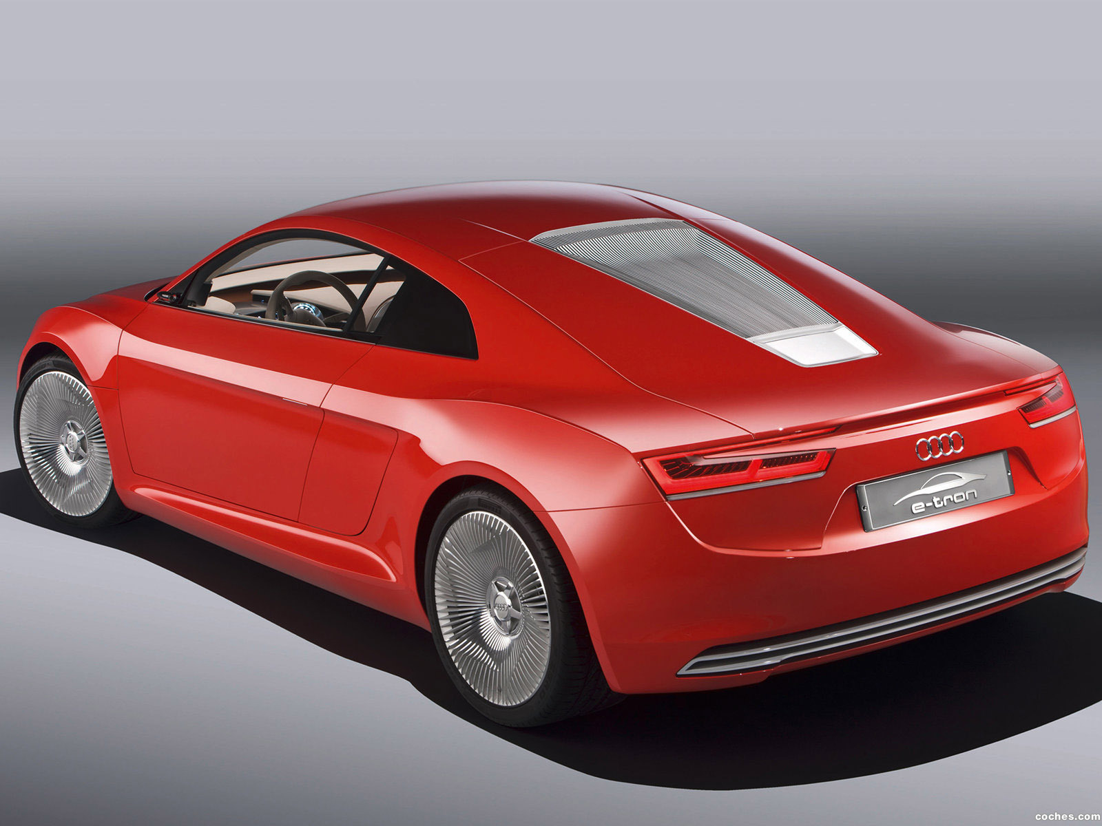 Foto 23 de Audi E-Tron Concept 2009
