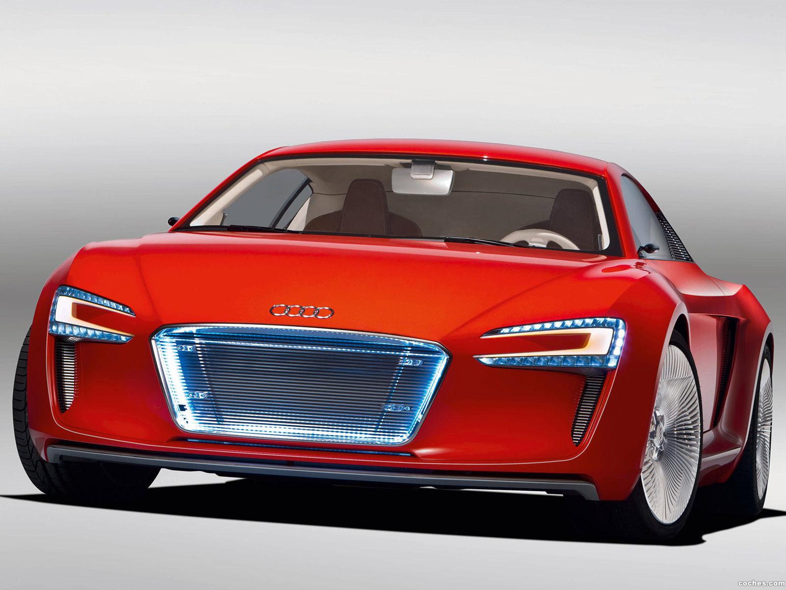 Foto 16 de Audi E-Tron Concept 2009